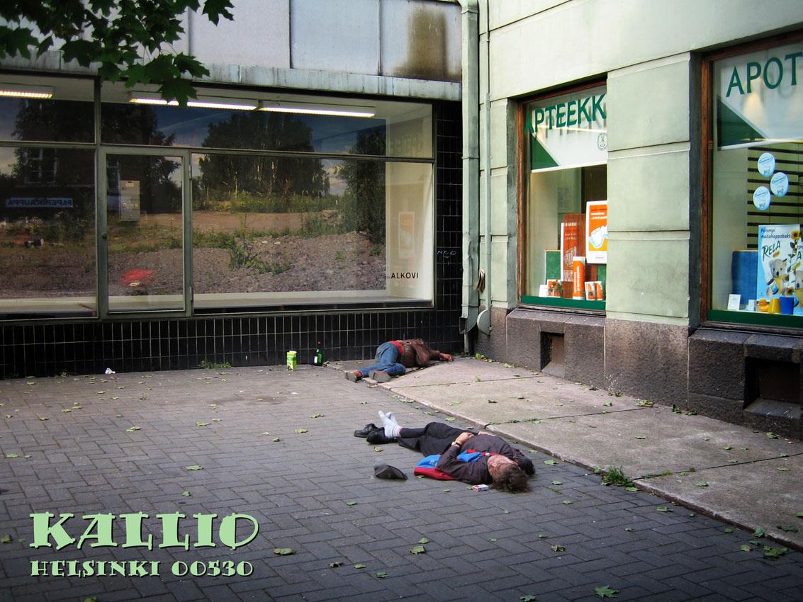 Greetings From Helsinki (2006)